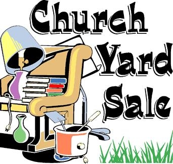 Image result for church yard sale images